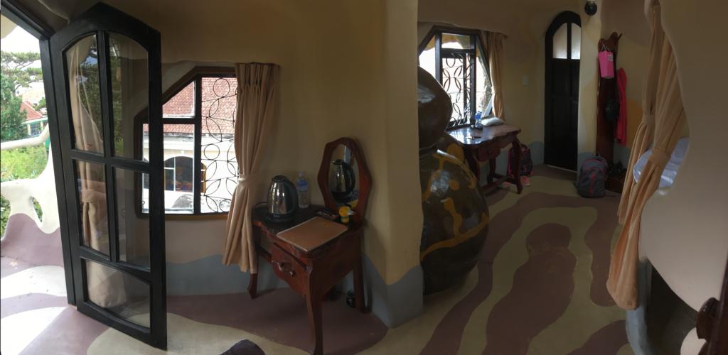 Crazy House в Далате