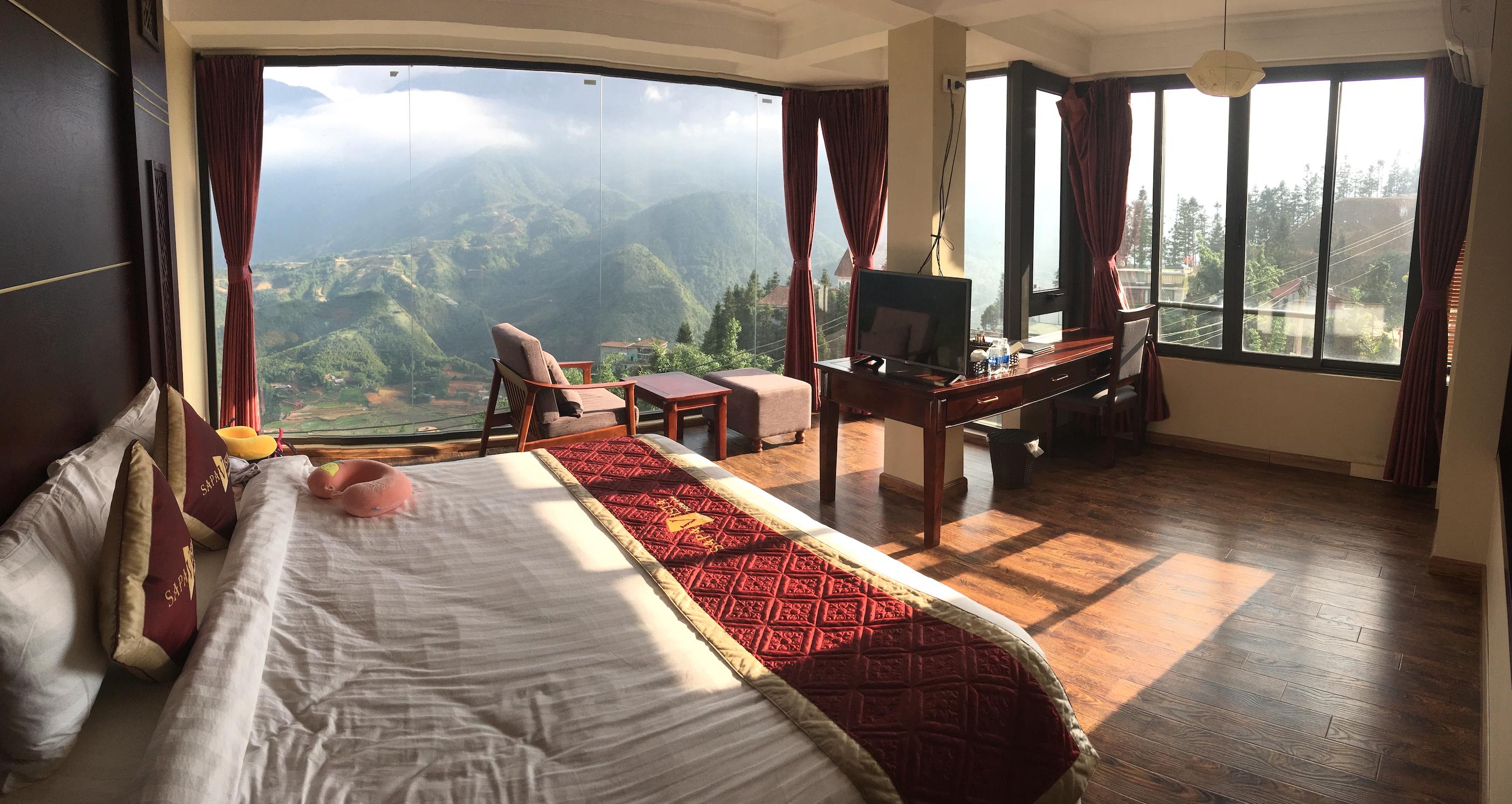 Отель Sapa Vista Hotel