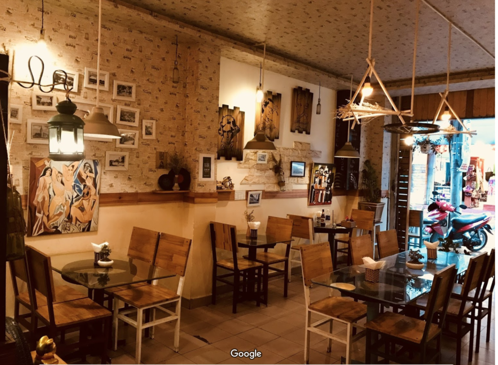 Wheelhouse DaLat Restaurant