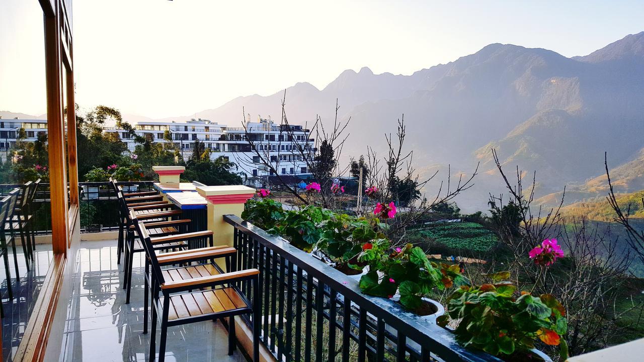 Sapa Odyssey Hostel