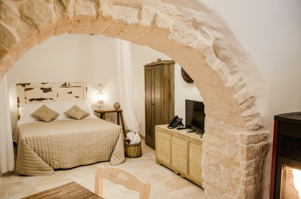 Trulli Holiday Albergo