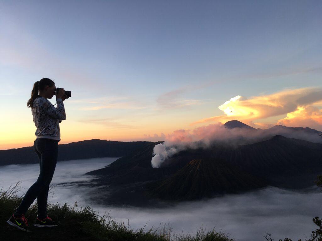 Бромо Вулкан Бромо Вулкан Бромо (Gunung Bromo) на Яве IMG 3904 1024x768