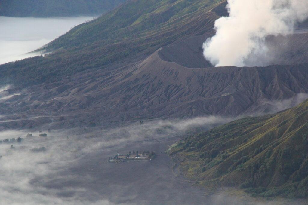 Бромо Вулкан Бромо Вулкан Бромо (Gunung Bromo) на Яве IMG 8655 1024x682