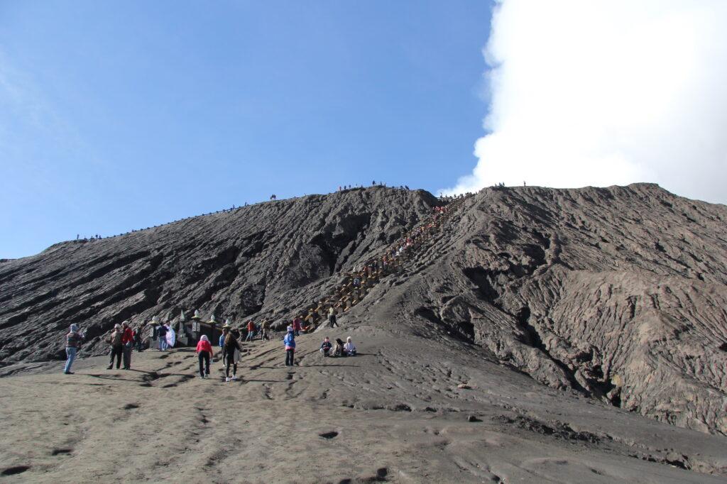 Бромо Вулкан Бромо Вулкан Бромо (Gunung Bromo) на Яве IMG 8797 1024x682
