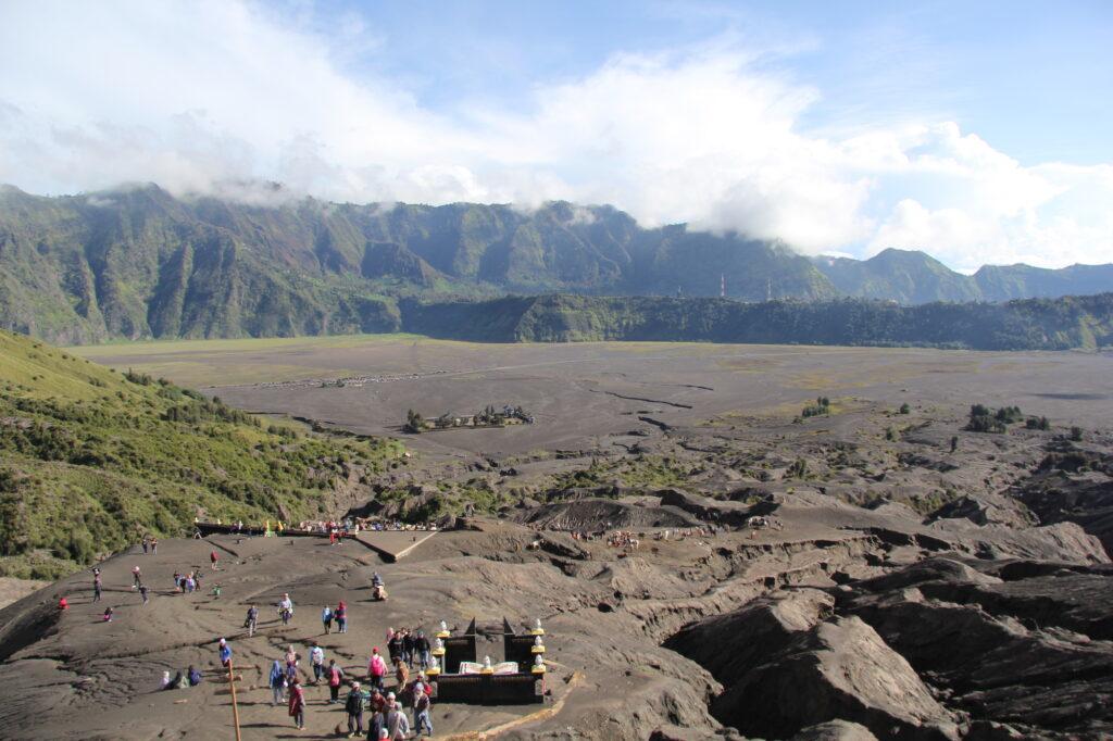 Бромо Вулкан Бромо Вулкан Бромо (Gunung Bromo) на Яве IMG 8798 1024x682