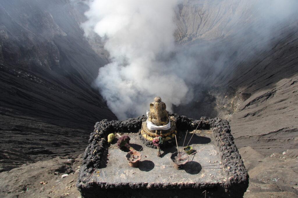 Бромо Вулкан Бромо Вулкан Бромо (Gunung Bromo) на Яве IMG 8942 1024x682