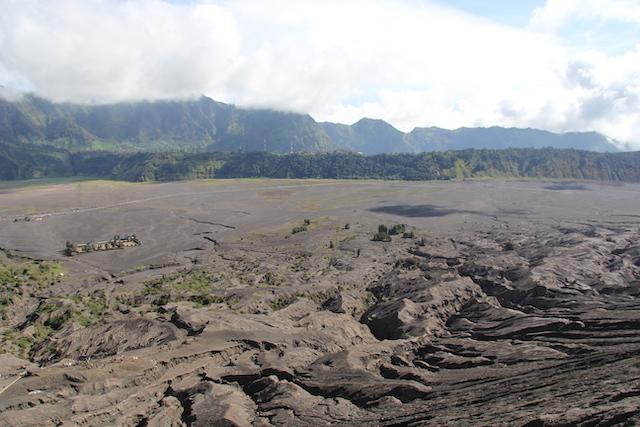 Бромо Вулкан Бромо Вулкан Бромо (Gunung Bromo) на Яве IMG 9028