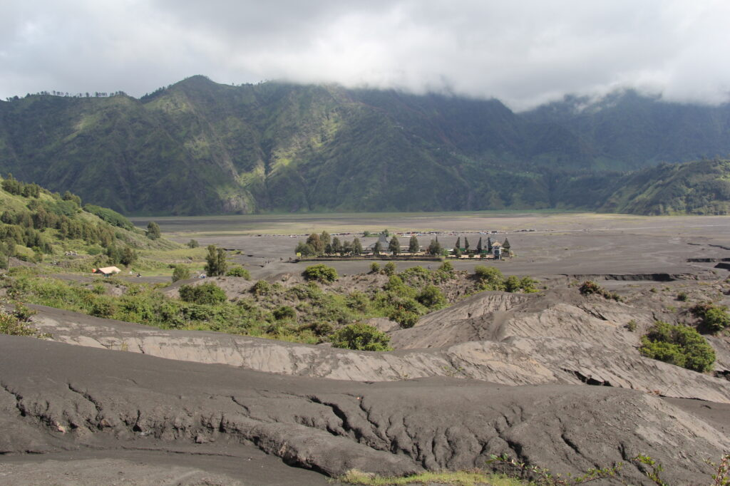 Бромо Вулкан Бромо Вулкан Бромо (Gunung Bromo) на Яве IMG 9053 1024x682