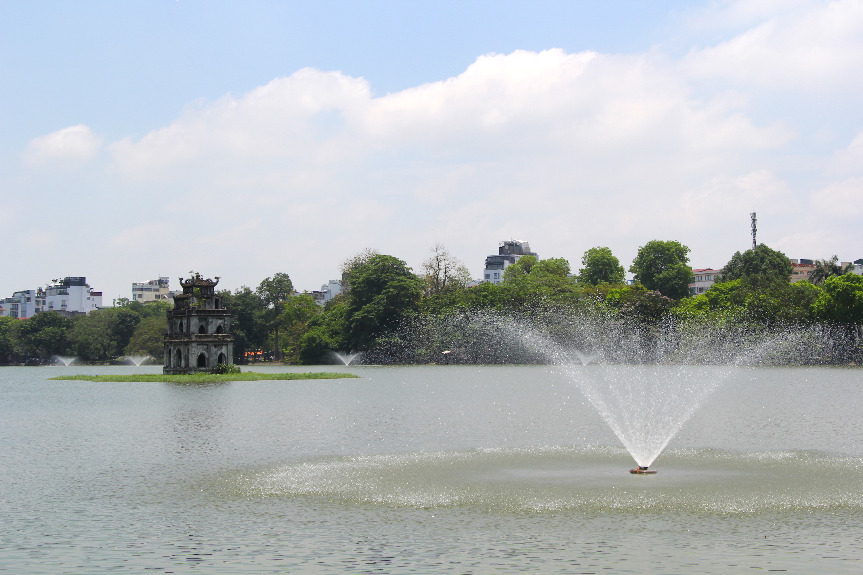 Озеро возвращенного меча